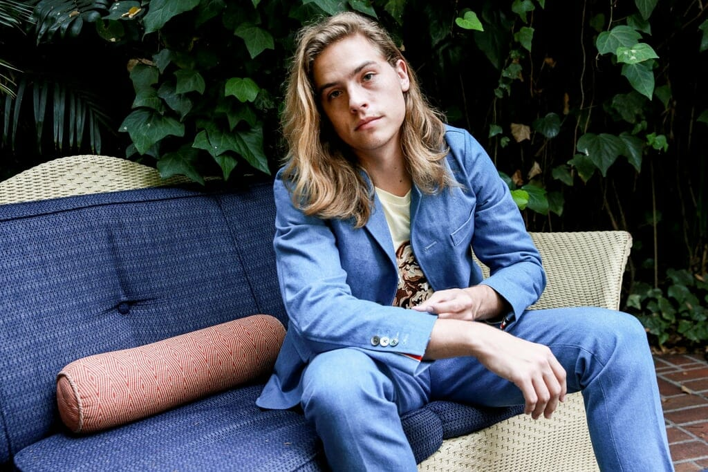 Dylan Sprouse hot photoshoot