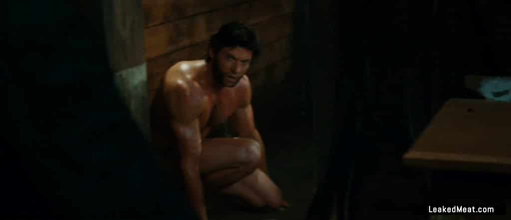 Hugh Jackman hot body