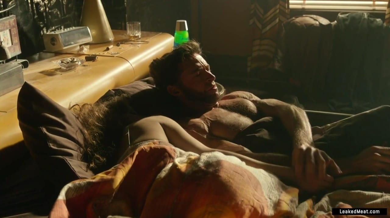 hugh jackman naked