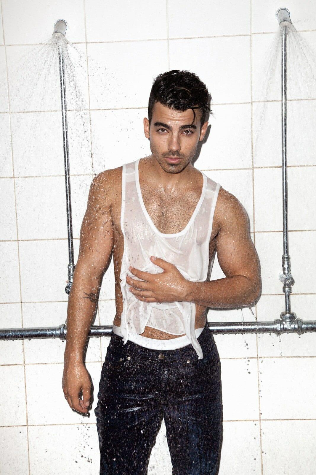 Joe Jonas hot photoshoot