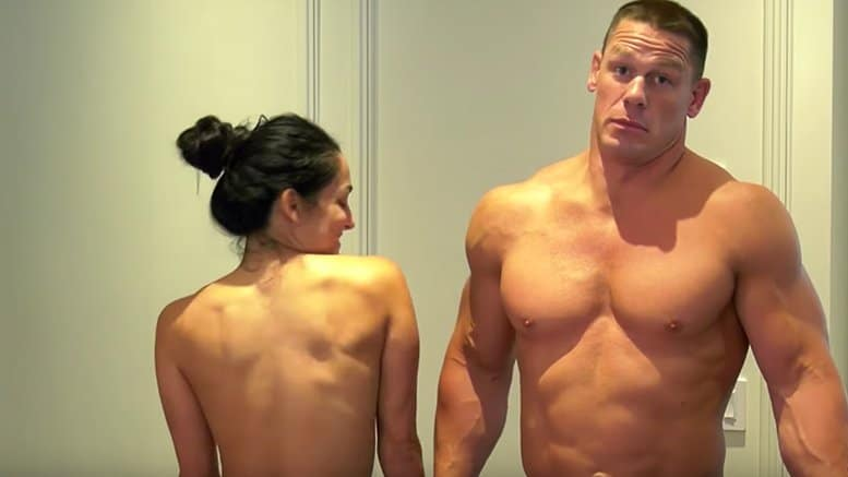 John Cena nude youtube