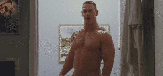 John Cena Naked