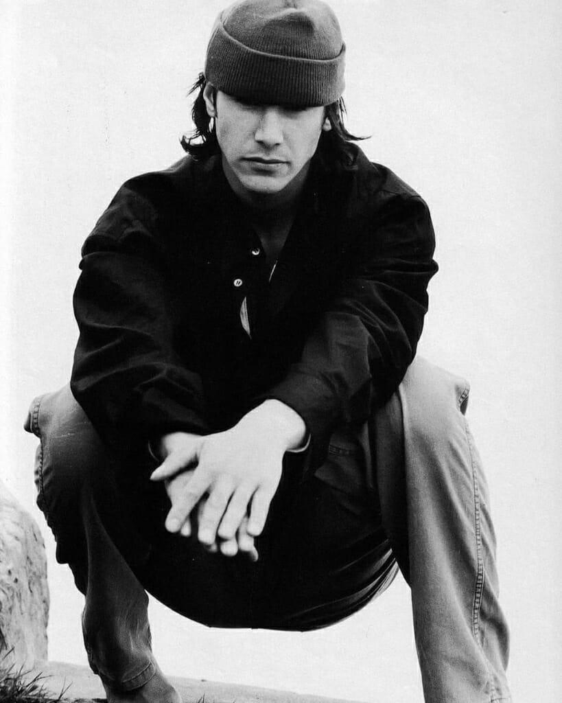 Keanu Reeves 90s