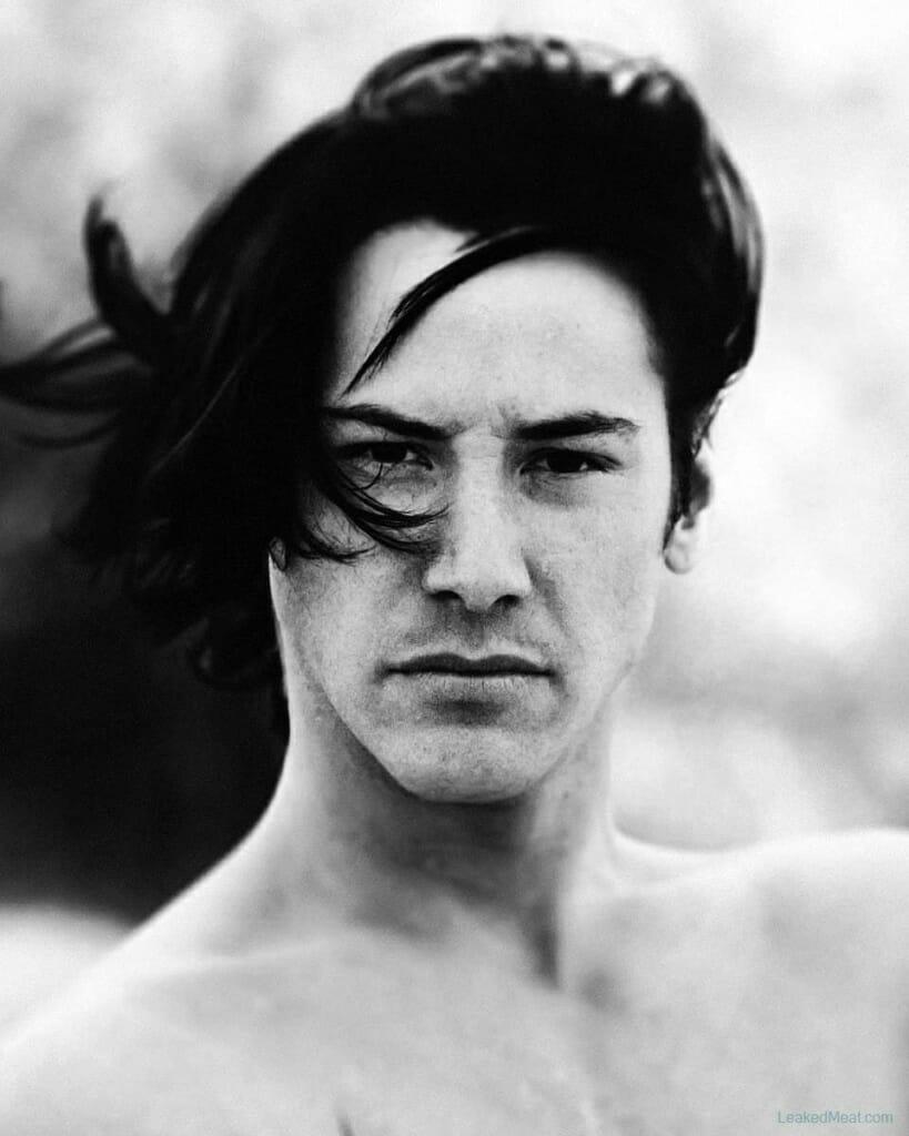 Keanu Reeves headshot