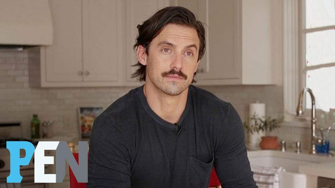 Milo Ventimiglia hot as hell
