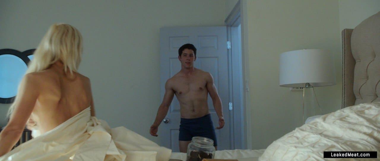 Nick Jonas naked body