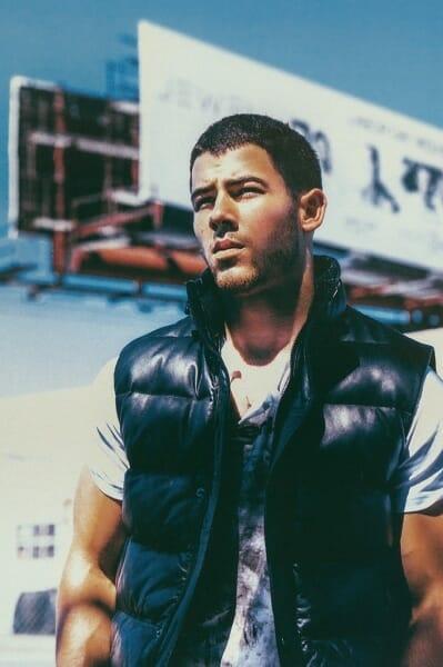 Nick Jonas fucking hot