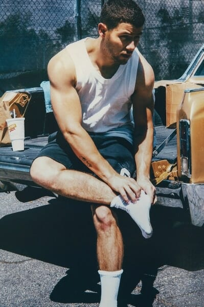 Nick Jonas xxx pic