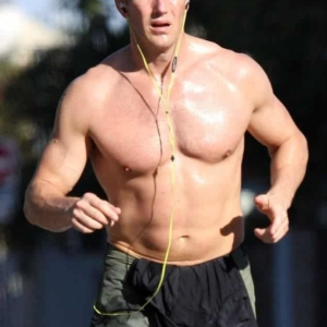 Patrick Wilson shirtless and sexy