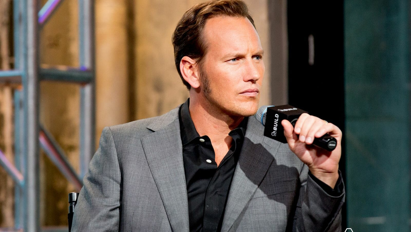 Patrick Wilson hot as fuck
