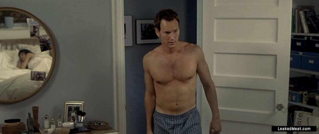 Patrick Wilson muscles
