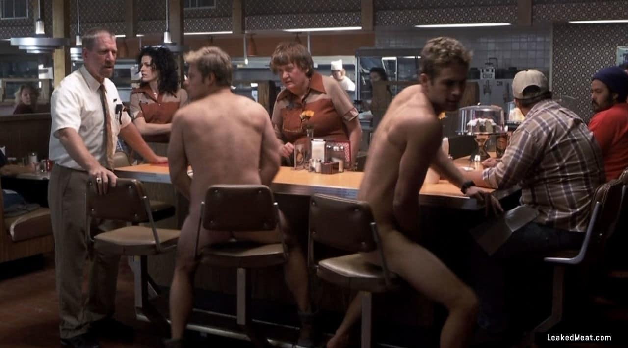 Paul Walker big ass