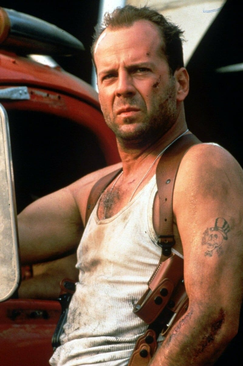 Not Bruce willis nude naked pity, that