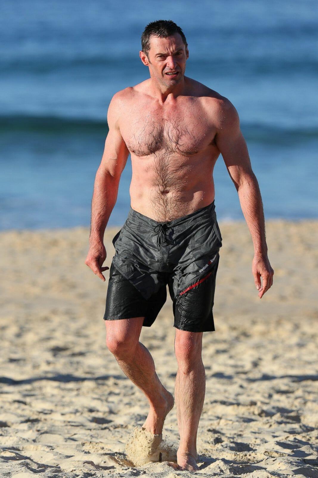Hugh Jackman sexy pic