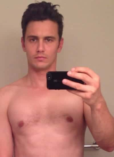 James Franco leak