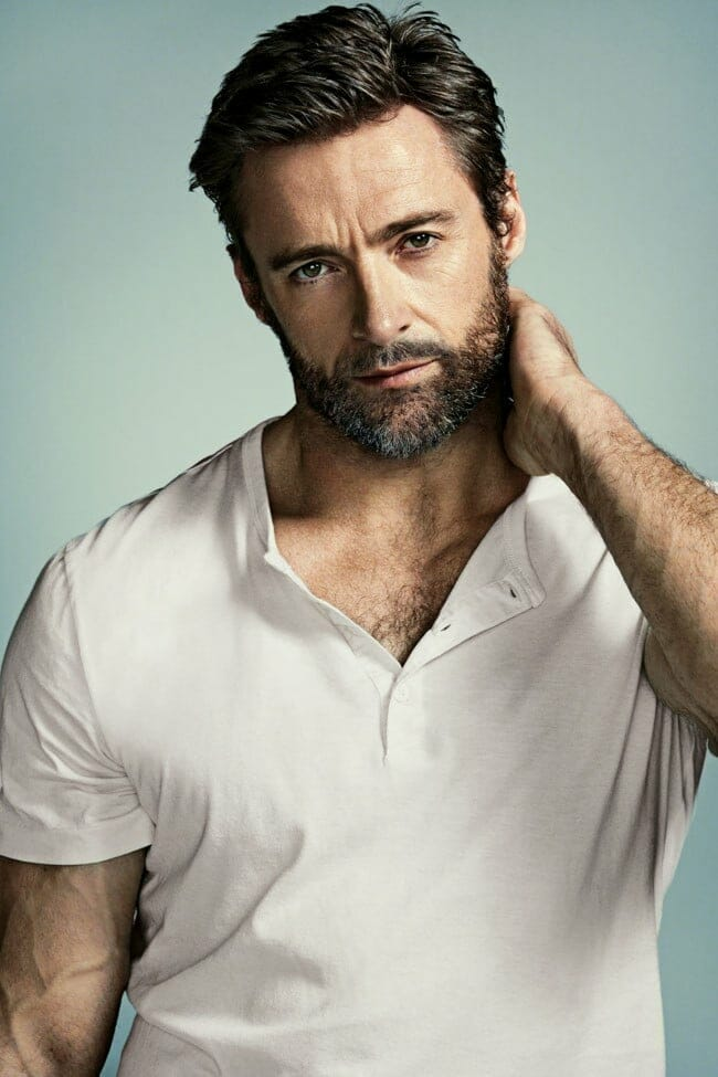 Hugh Jackman sexy photoshoot