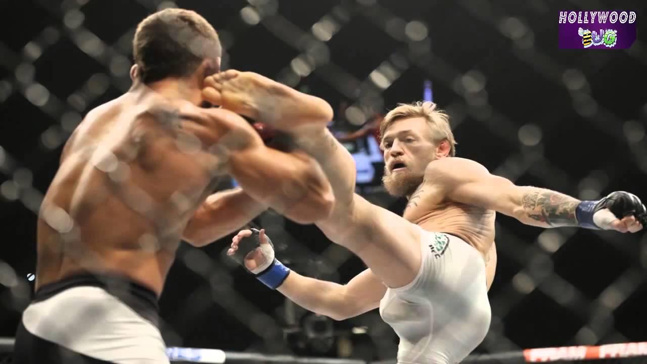Conor McGregor crotch photo