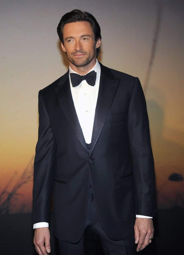 Hugh Jackman hot images