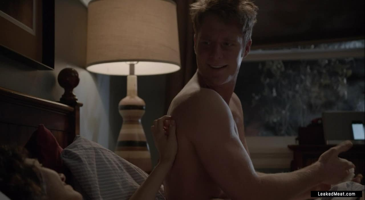 Jake McDorman big ass