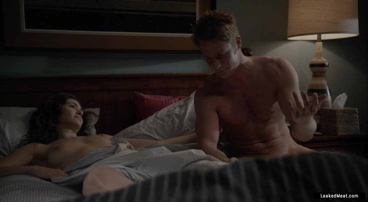 Jake McDorman butt