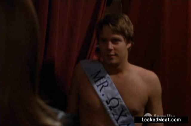Jake McDorman full frontal