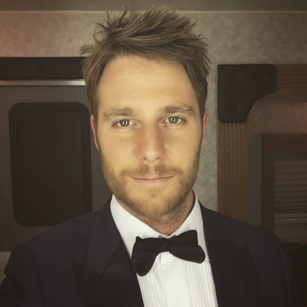 Jake McDorman hard penis