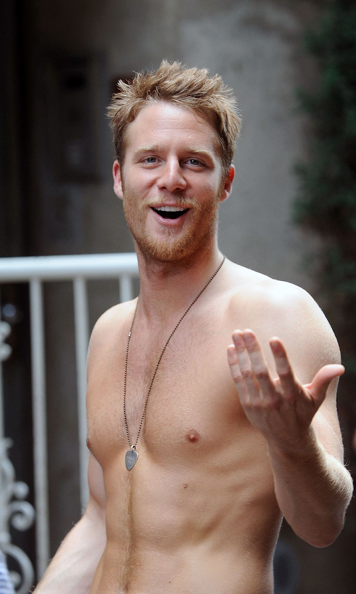 Jake McDorman leaked naked