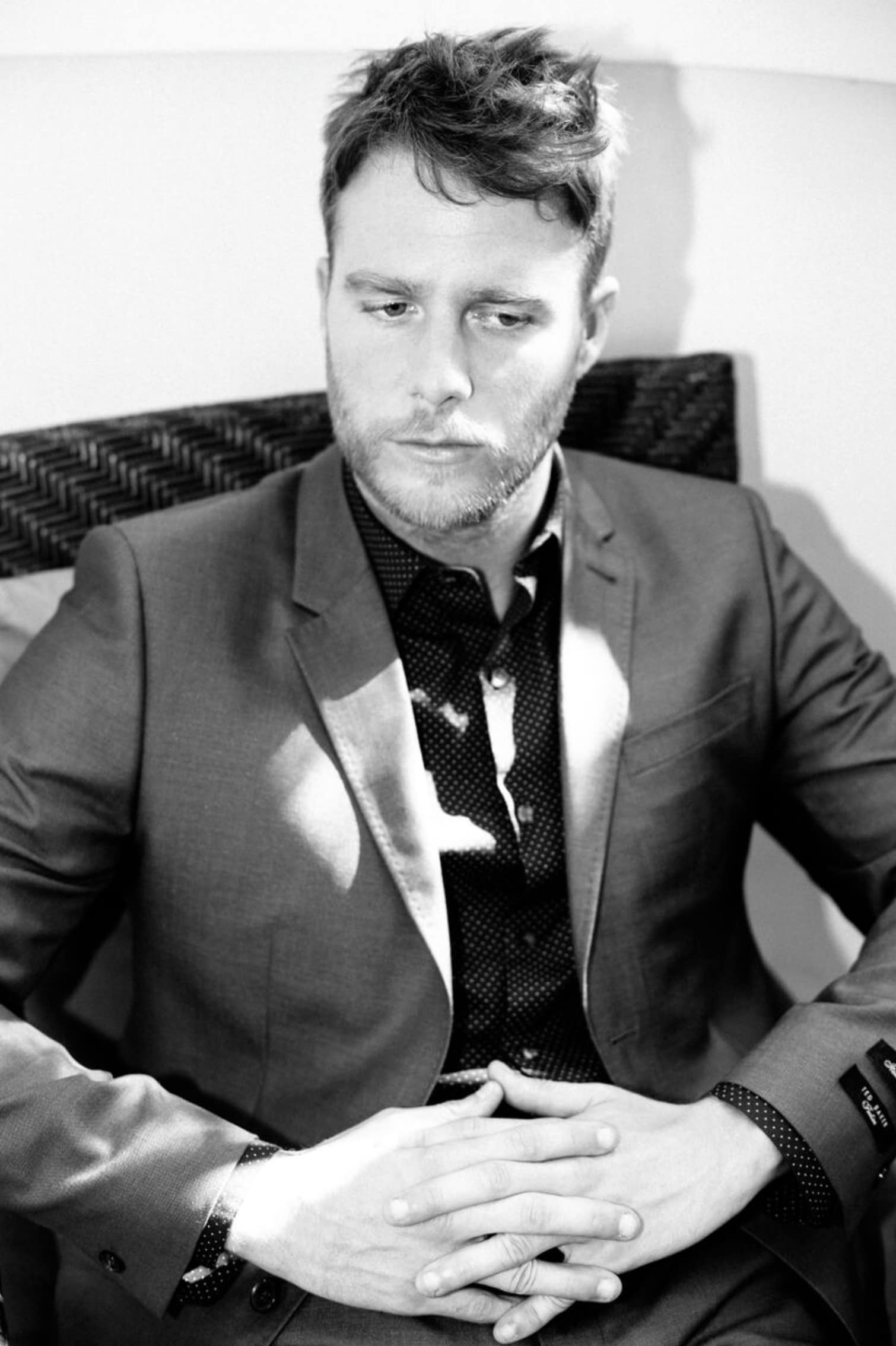 Jake McDorman photoshoot