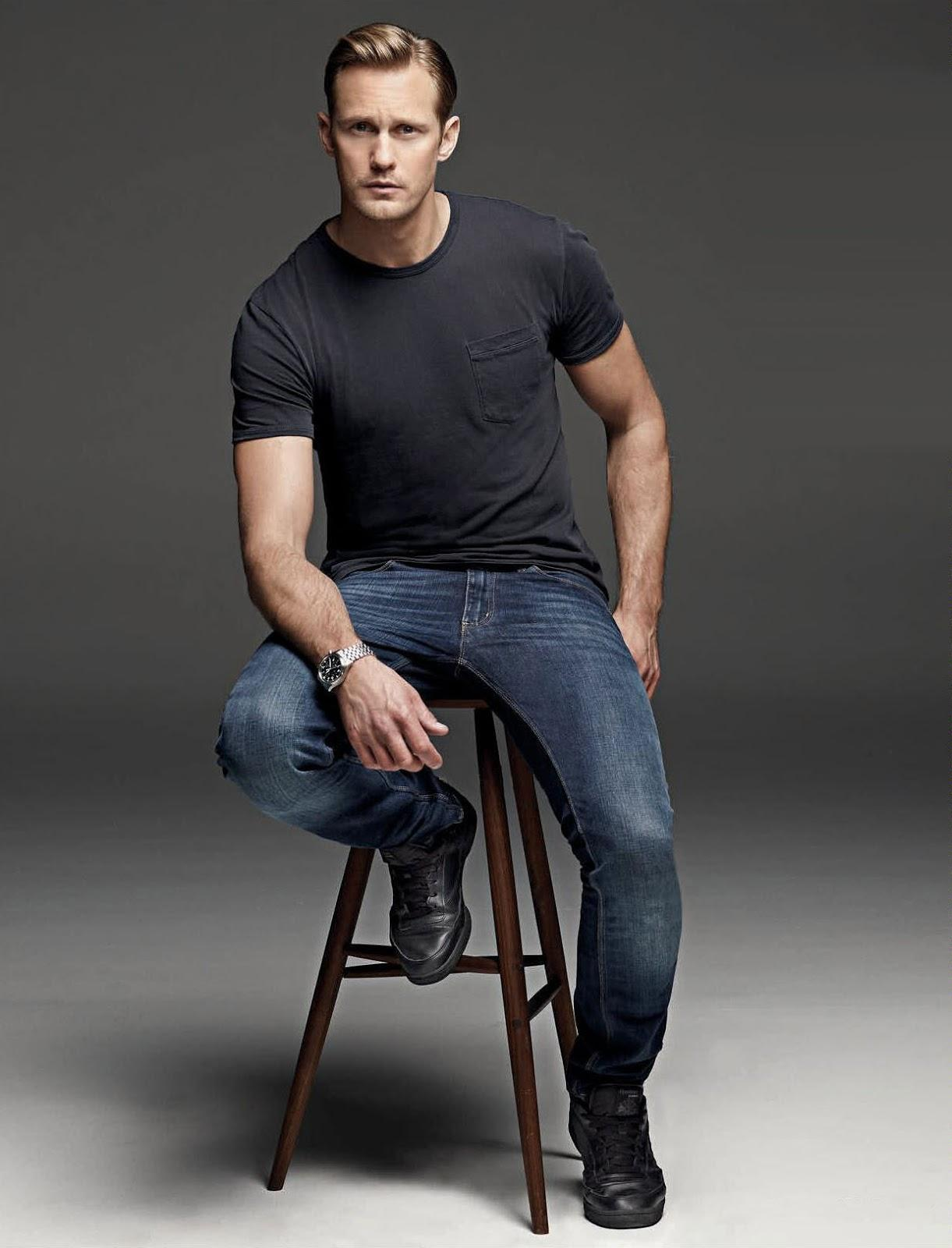 Alexander Skarsgard hot images