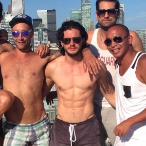 Kit Harington fappening