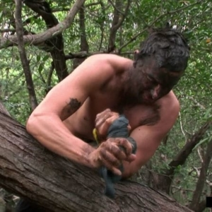 Bear Grylls penis showing