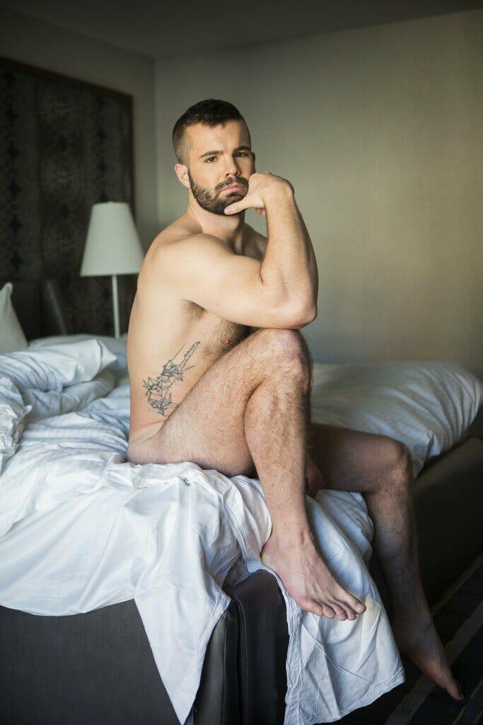 Simon Dunn nudes