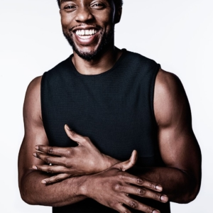 Chadwick Boseman body exposed