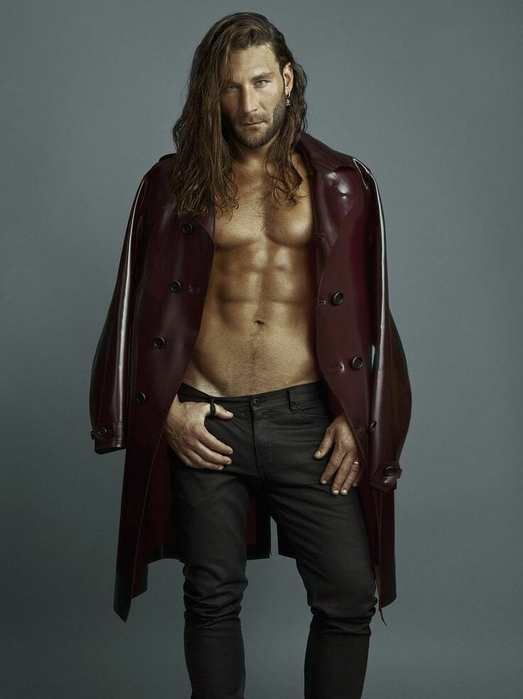 Zach McGowan hottest photos