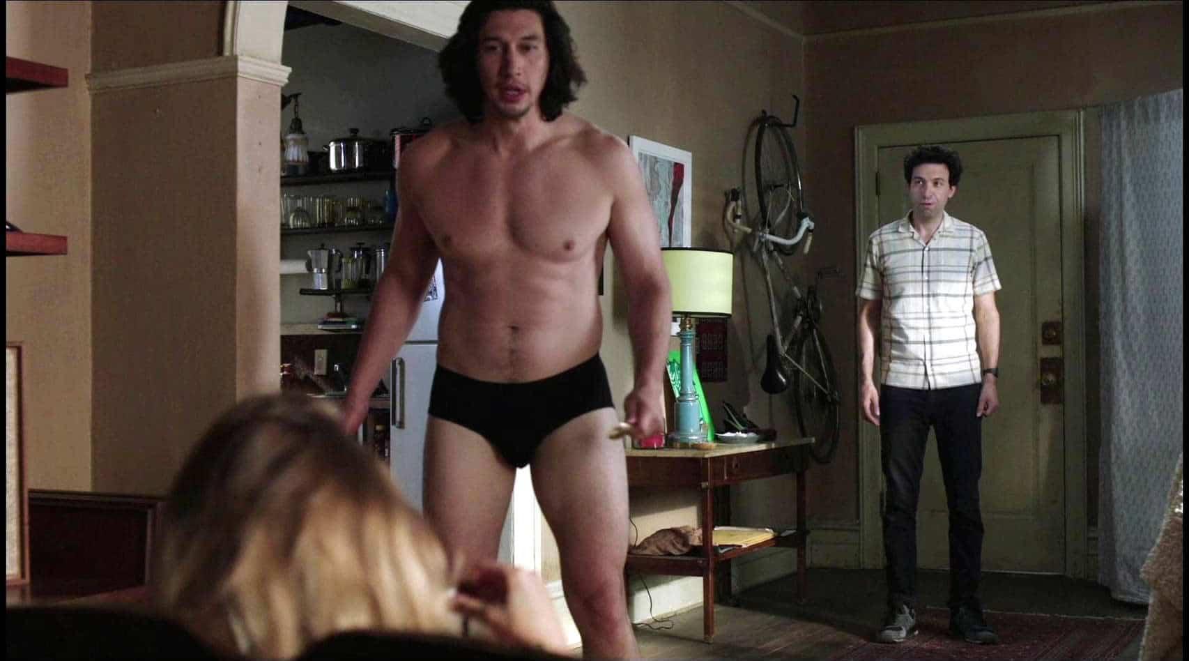 Adam Driver big bulge