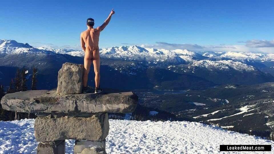 Blake McPherson naked