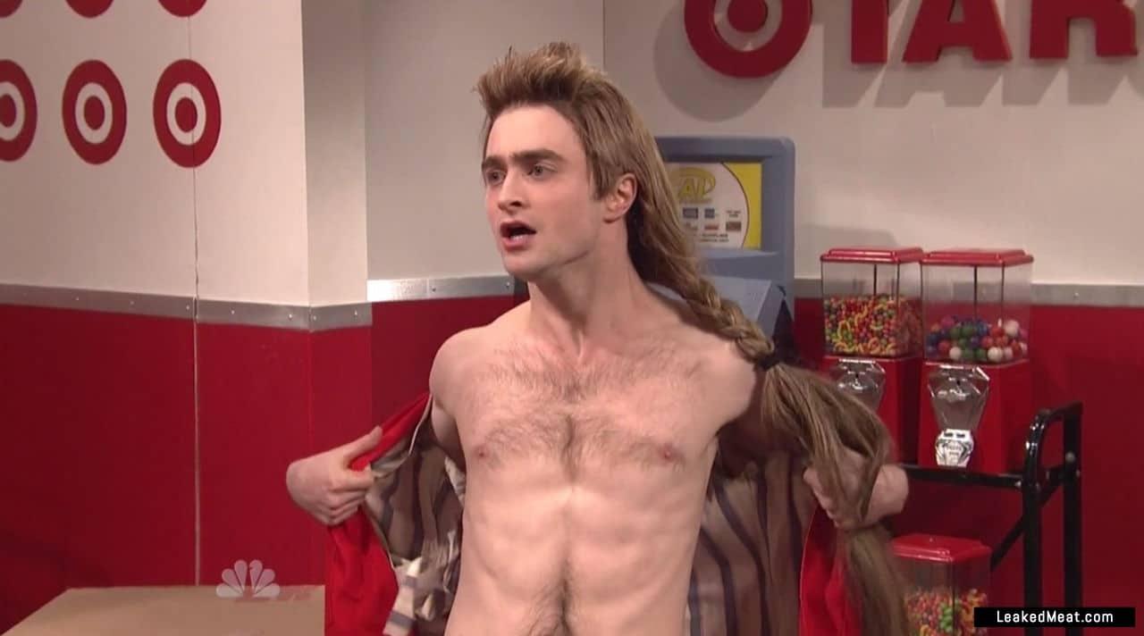 Daniel Radcliffe gay