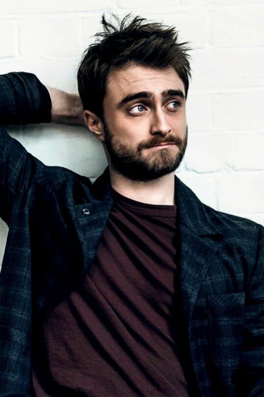 Daniel Radcliffe hard