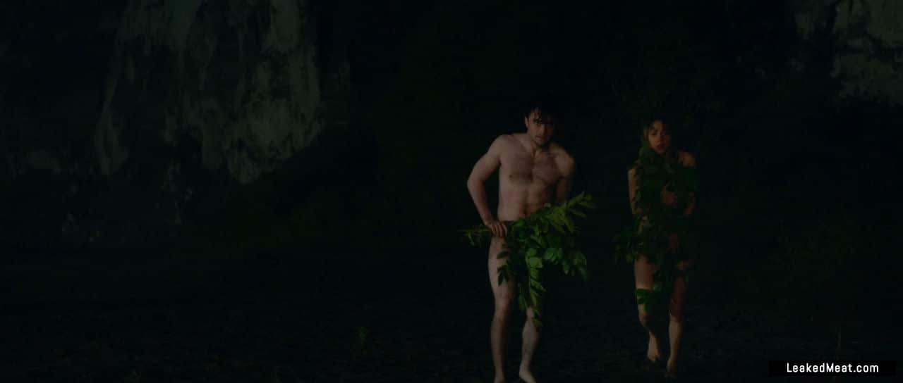 Daniel Radcliffe leaked nude