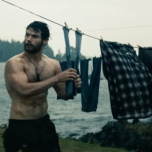 Henry Cavill naked body