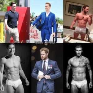Male Celeb Underwear & Best Cock Bulges (140 pics)