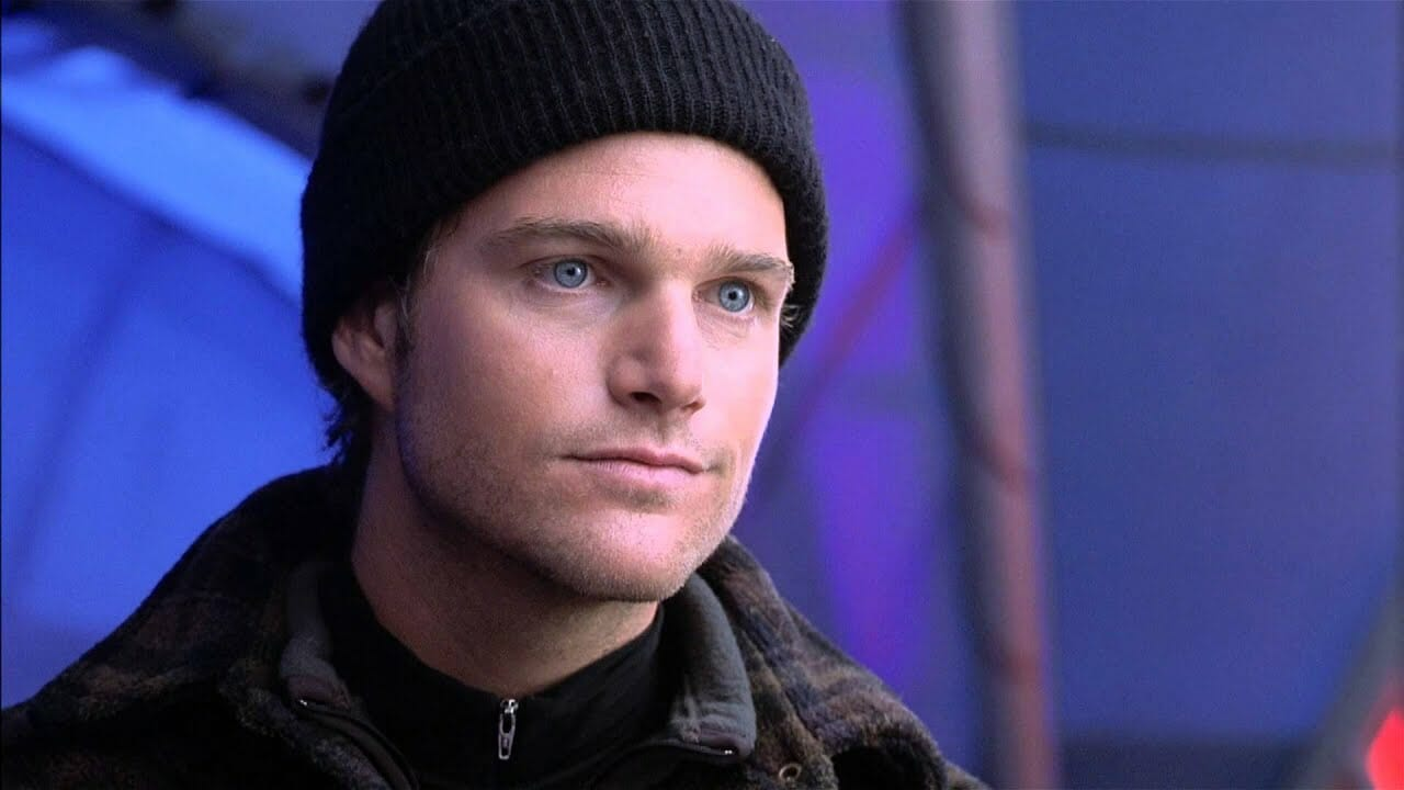 Chris O'Donnell gorgeous eyes