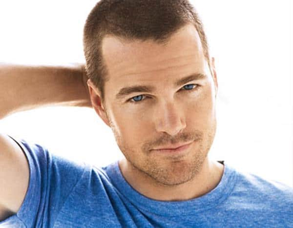 Chris O'Donnell nude