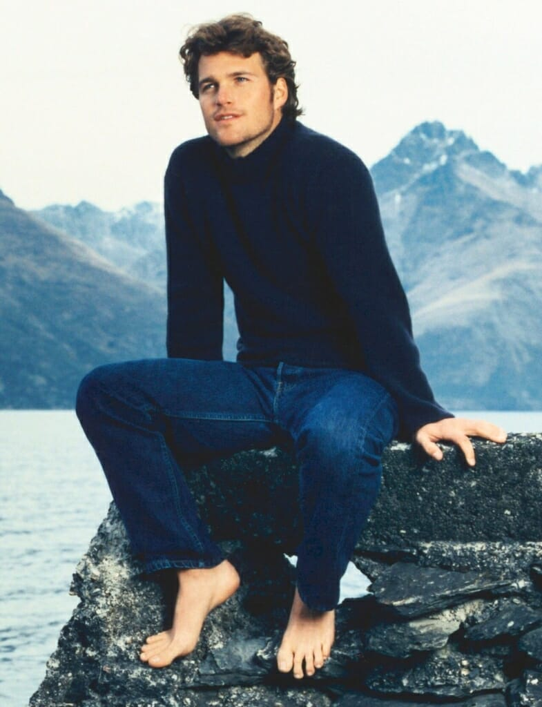 Chris O'Donnell tasty pic