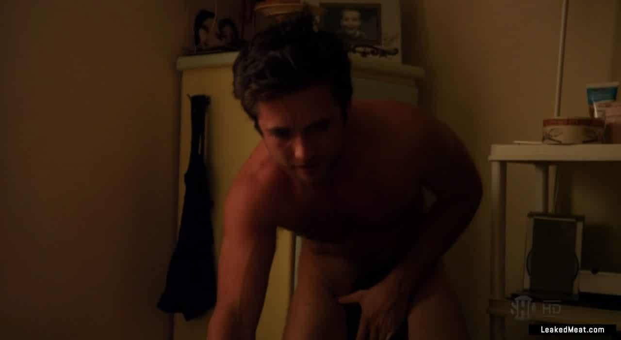 Justin Chatwin bulge