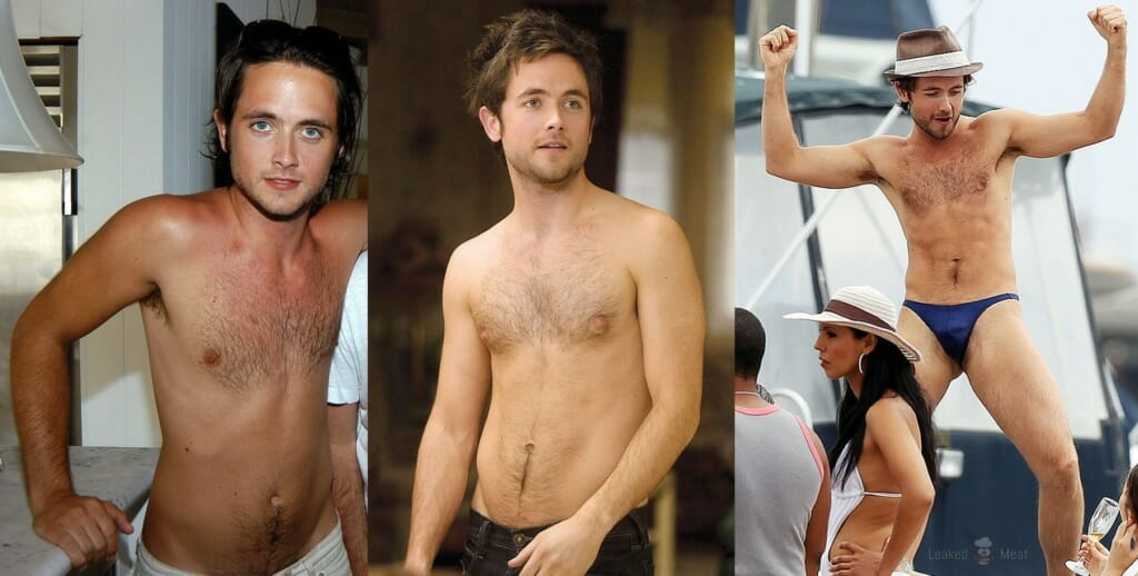 Justin Chatwin chest