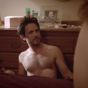 Justin Chatwin jerking off