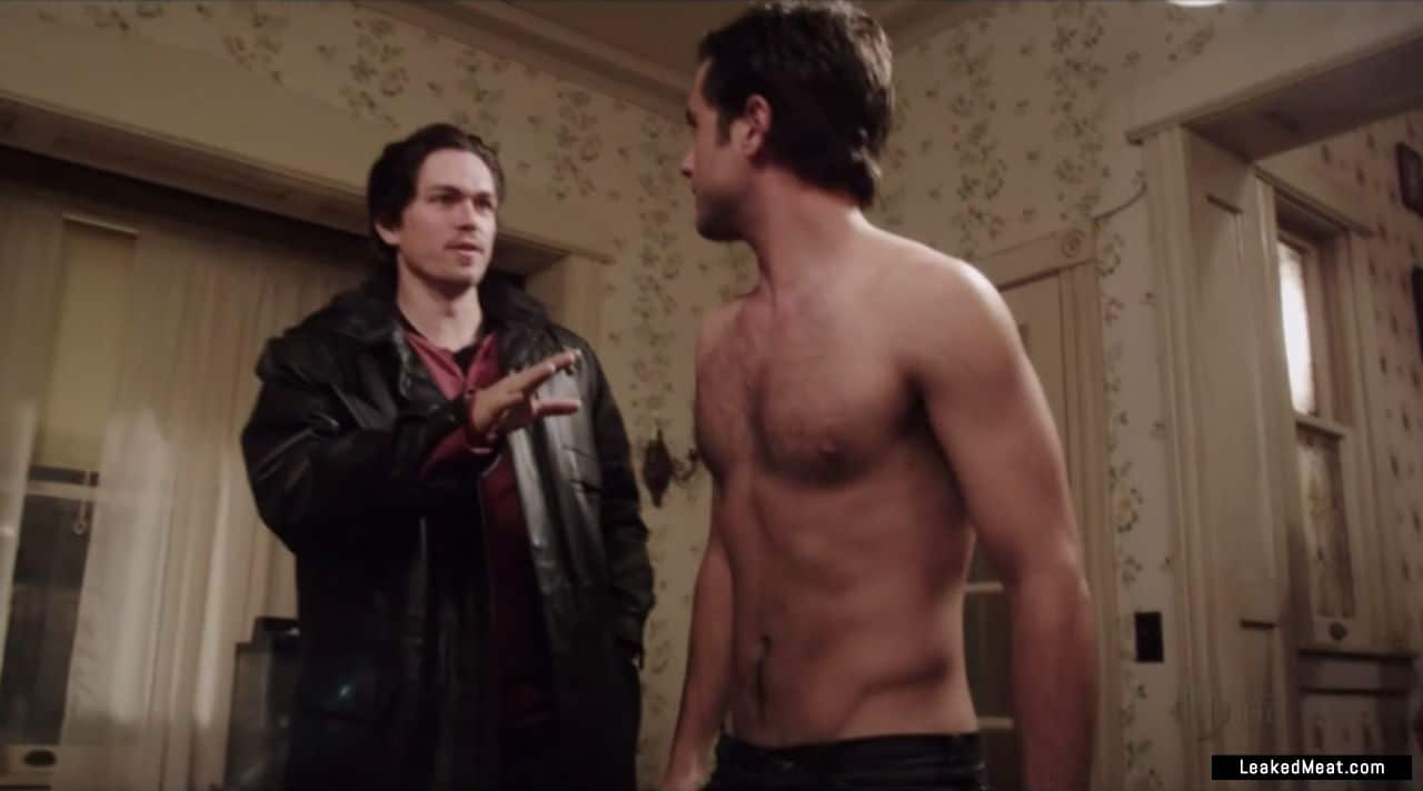 Justin Chatwin nudes