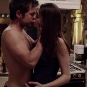 Justin Chatwin shirtless picture