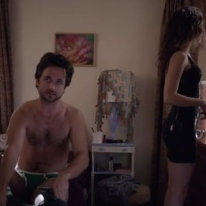 Justin Chatwin uncensored nude pic